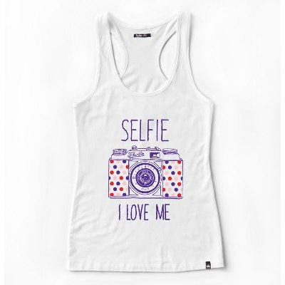 Remeras, Musculosas y Tops - Fuku-Do Musculosa Mujer Selfie Fuku-do