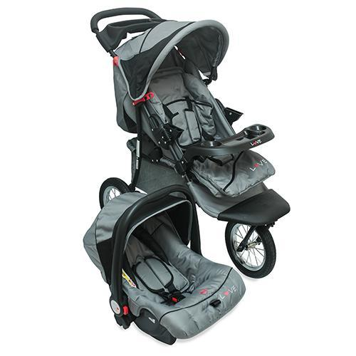Cochecitos - Love Coche Jogger Travel System Love 235