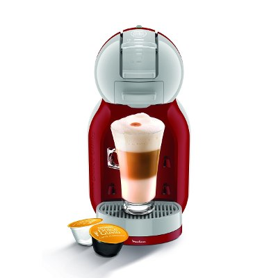 Cafeteras - Moulinex Cafetera Moulinex Dolce Gusto Mini Me Red Pv12858