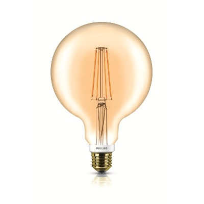 Focos LED - Philips Lampara Led Filament Philips 50w E27 929001229142