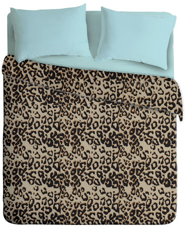 Casablanca Manta de polar Casablanca Animal Print (Queen size)