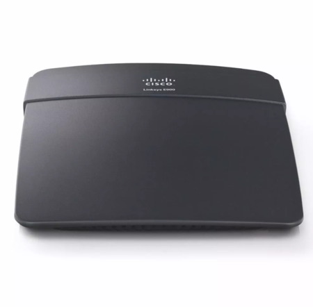 Linksys Router Linksys Cisco E900 Wifi Norma N 300 Mbps 2.4 Ghz