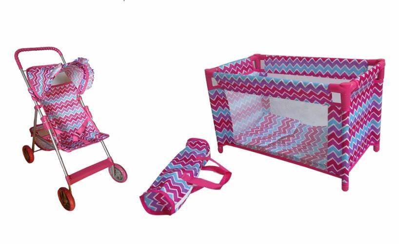 Baby Muñecas Para Cochecito Juguete Shopping CochePracticuna Nena reWdCBxo