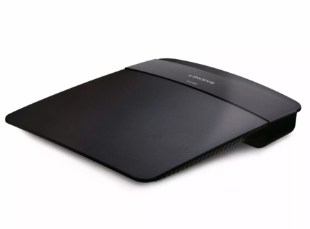 Routers - Linksys Router Linksys E1200 Wifi Norma N 300 Mbps 2.4 Ghz