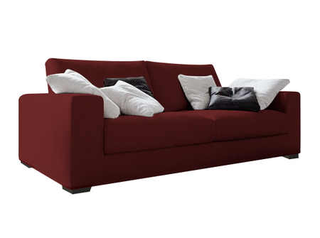 3 Cuerpos - Full Confort Sofa Full Confort City 3 Cuerpos Murano