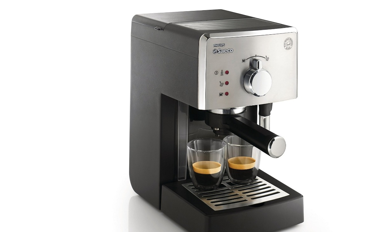 Philips Cafetera Express Philips Saeco Hd8325/42 1litro 15 Bares