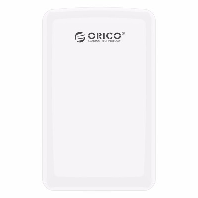 Orico Case Orico 2579s3 Carry Disk 2.5 Usb 3.0 Externo Blanco