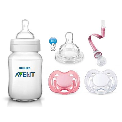 Combos - Avent Combo Philips Avent 0-6 M Classic+ Nena 7798161618150