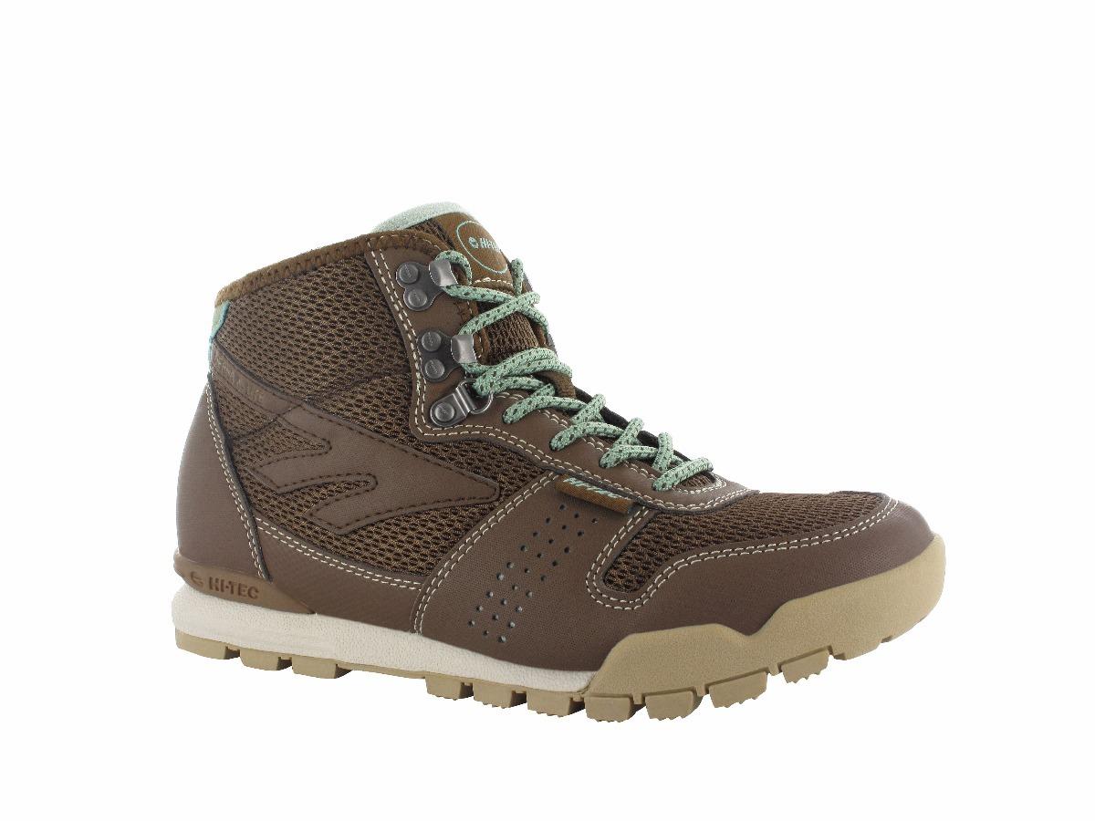 Zapatos marrones HI-TEC para mujer LPdz2CFP