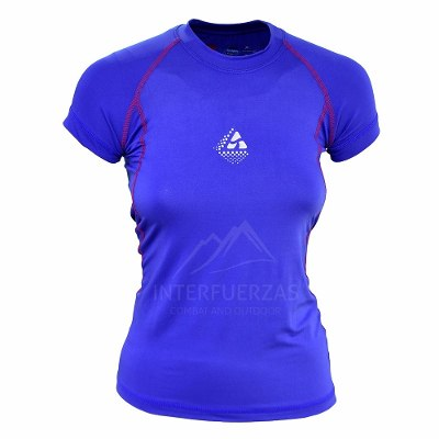 Trevo Remera Trail Running Trevo Antibacterial