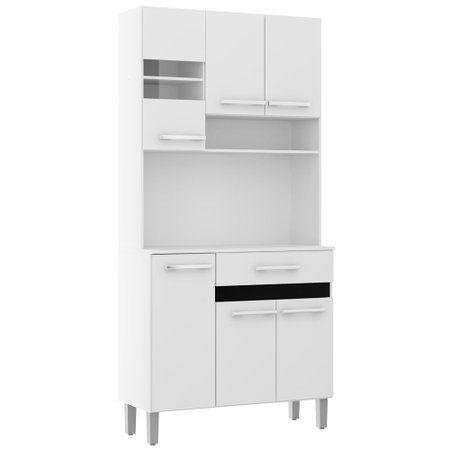 Kit de cocina AC610 Blanco | Muebles