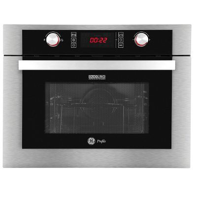 General Electric Horno Combi Empotrable 60 Cm Acero Inoxidable Ge Profile Fce