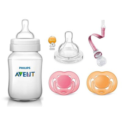 Combos - Avent Combo Philips Avent 6-18 M Classic+ Nena 7798161618167
