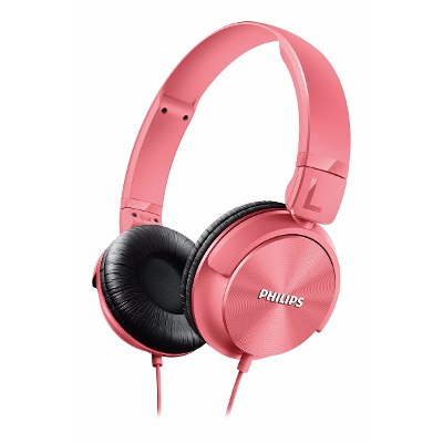 On-Ear - Philips Auriculares Philips Shl3060pk/00 Banda Sujetadora