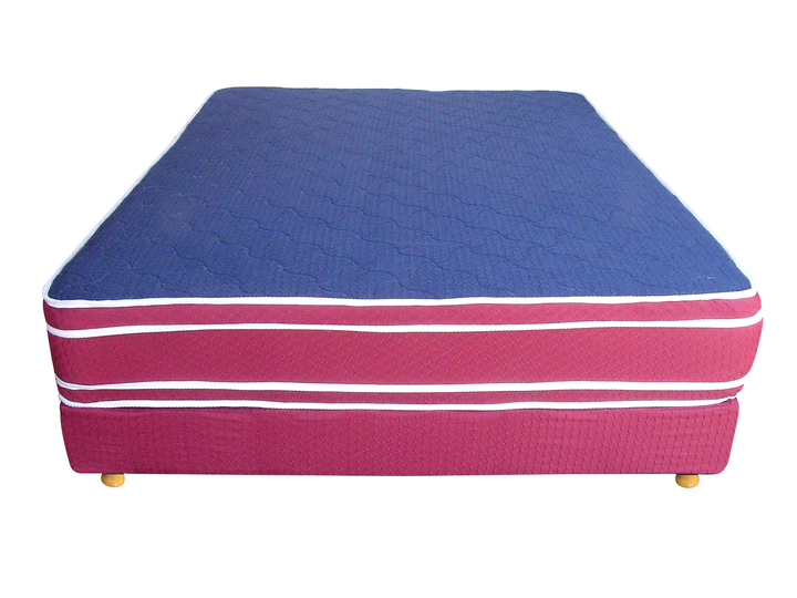 colch n y sommier de 200x200 halc n hotel king bord. Black Bedroom Furniture Sets. Home Design Ideas