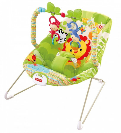 Fisher Price Mecedora Rainforest Friends Fisher Price BBT-60