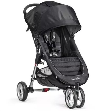 Cochecitos - Baby Jogger Coche De Paseo Baby Jogger City Mini Single