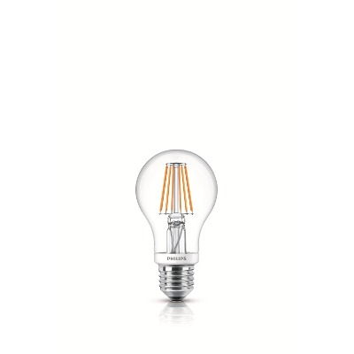 Focos LED - Philips Lampara Led Filament Philips 60w E27 929001237242
