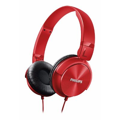 On-Ear - Philips Auriculares Philips Shl3060rd/00 Banda Sujetadora