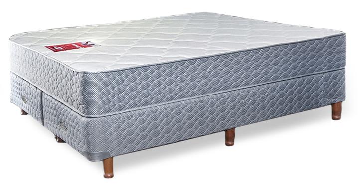 colch n y sommier de 130x190 springwall mcp 201 con base torsi n mst 1 1 2 plaza springwall. Black Bedroom Furniture Sets. Home Design Ideas