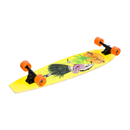 Maria Luna Longboards Profesional Maple Canadiense LC-H