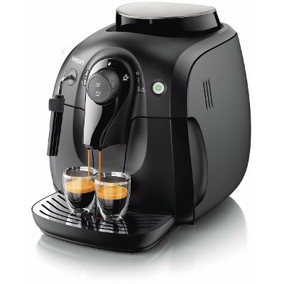 Cafeteras - Philips Cafetera Espresso Philips Saeco Hd8651/01