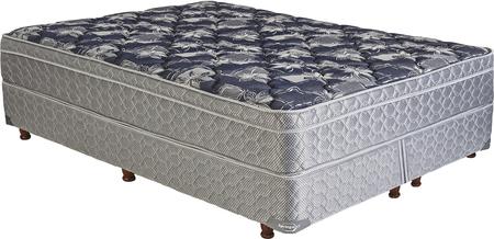 colch n y sommier de 100x190 springwall mcb 115 con base. Black Bedroom Furniture Sets. Home Design Ideas