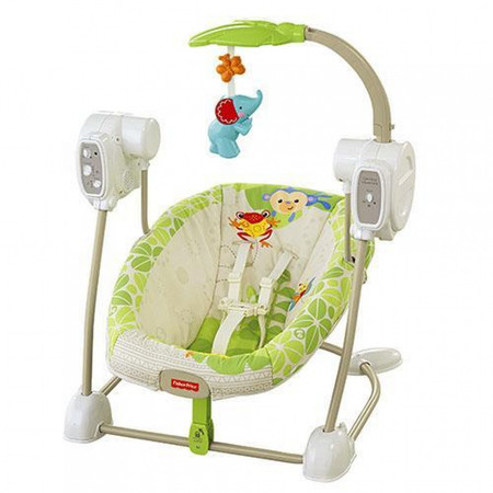 Fisher Price Silla Mecedora Rainforest Friends Fisher Price Y-8649