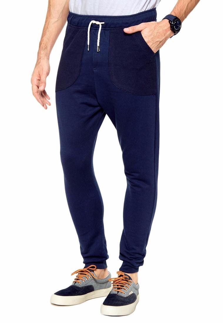 chelsea market pantalon jogging de hombre chupin jean jeans azul oscuro chelsea market. Black Bedroom Furniture Sets. Home Design Ideas