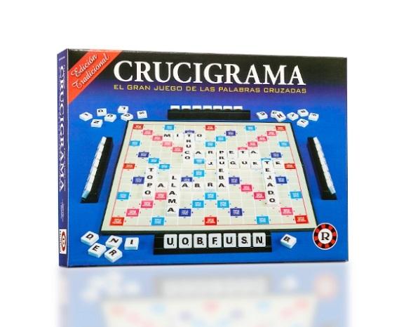 Rapigrama Senior Spanish Board Game Ruibal Juego Mesa Espanol Dados Letras