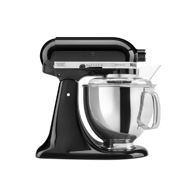 Kitchen Aid Batidora De Pie Kitchenaid Artisan Ksm15ob Negra