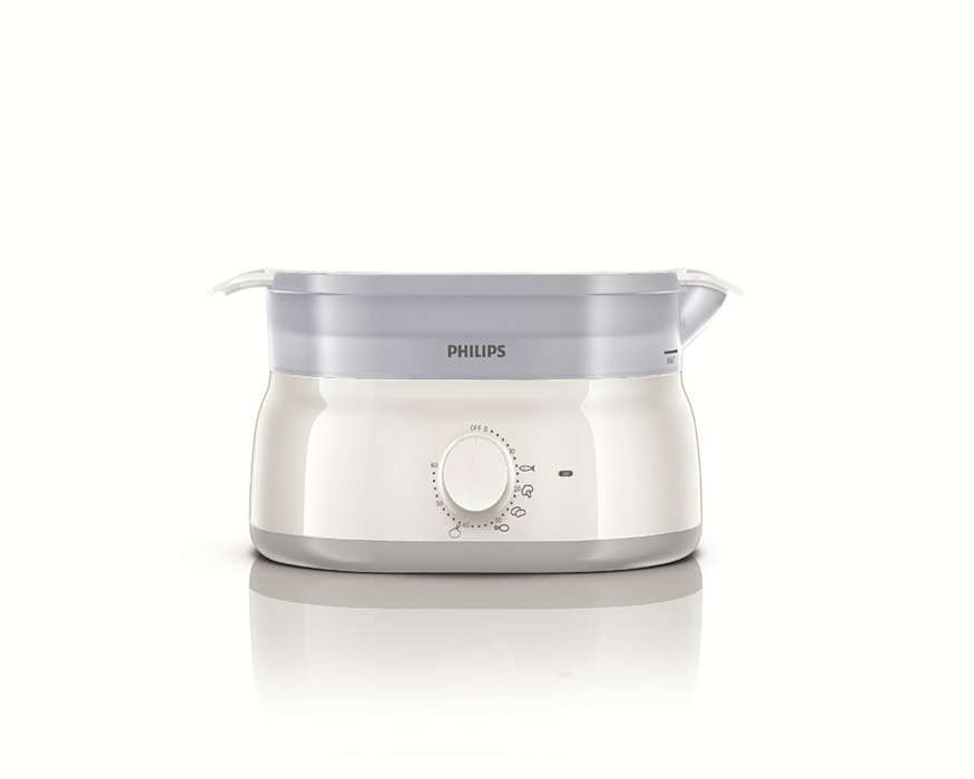 Philips Vaporera Philips 900w Daily Collection Infusor Hd9115/00