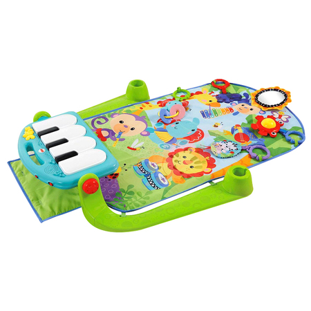 Fisher Price Gimnasio Piano Pataditas musicales Fisher Price CCW09