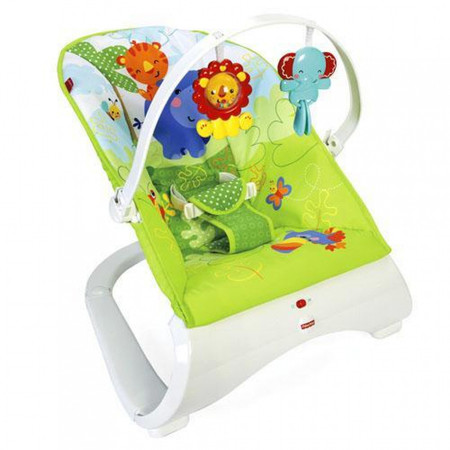 Fisher Price Mecedora Rainforest Friends Fisher Price CKR34