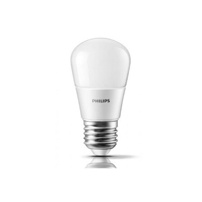 Focos LED - Philips Lampara Led Bulb 4-40w Luz Fria 929001161011