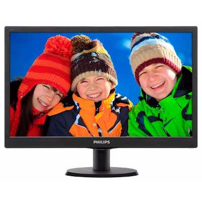 Philips Monitor Philips Lcd 21,5  Con Smartcontrol Lite 223v5lsb2/77