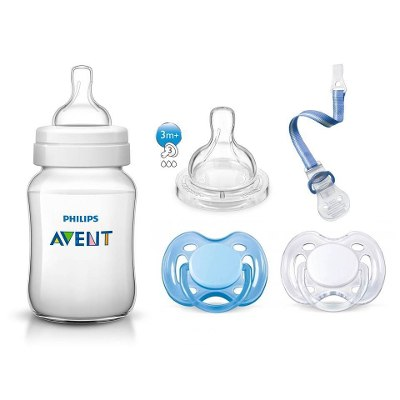 Combos - Avent Combo Philips Avent 0-6 M Classic+ Nene 7798161618129