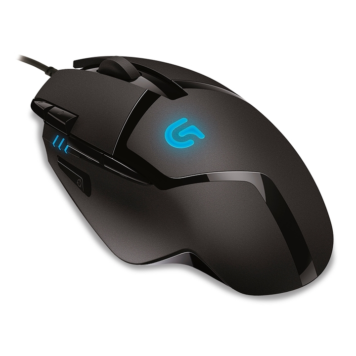 Mouse - Logitech Mouse Logitech G402 Hyperion Fury Gaming