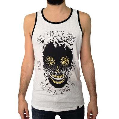 Remeras y Musculosas - Fuku-Do Musculosa Calavera Fuku-do