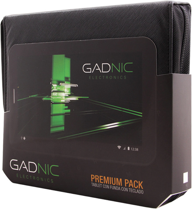Tablets - Gadnic Tablet Gadnic KTAB0034 Con funda Box - 7 - 8GB
