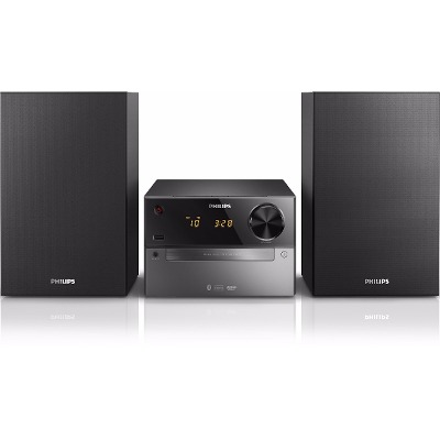 Philips Microsistema Philips BTM2310/77 Bluetooth Cd Usb Fm