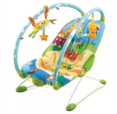 Accesorios para cochecito - Tiny Love Bouncer Mini Gym Tiny Love