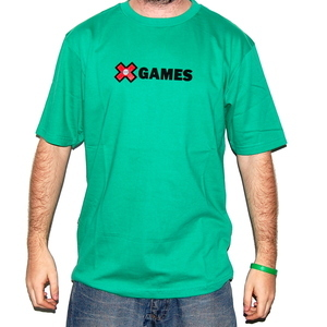 Remeras y Musculosas - X GAMES Remera Simple Corp