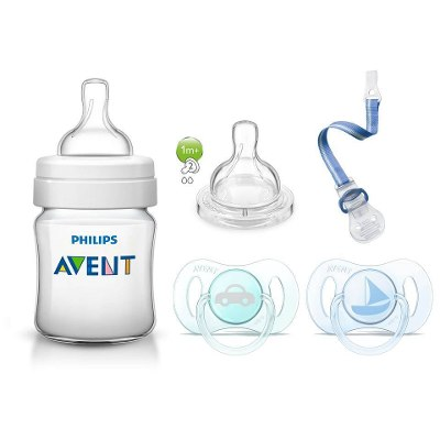Combos - Avent Combo Philips Avent 0-2 M Classic+ Nene 7798161618112