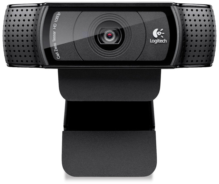 Webcam - Logitech Webcam Logitech C920 full HD