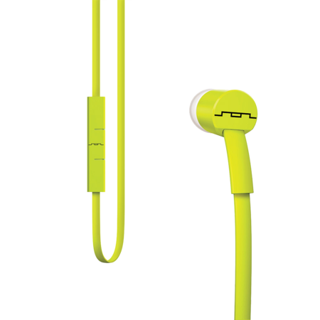 Sol Republics Auriculares Sol Republics Jax Single Button In-Ear