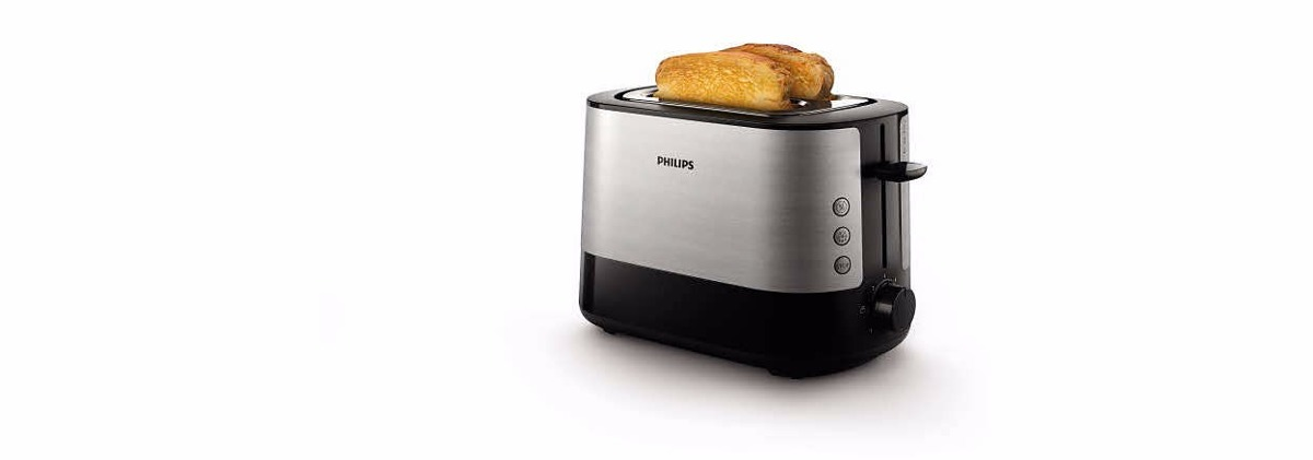 Philips Tostadora Philips Hd2637/90 Viva Collection