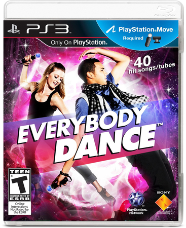 Videojuegos - Avenida Store Everybody Dance para PS3