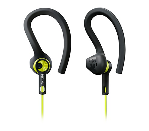 In-Ear - Philips Auriculares Deportivos Action Fit Shq1400cl/00