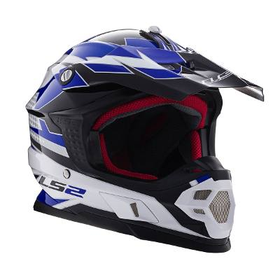 Cascos - LS2 Casco Cross Ls2 456 Factory Ls2 Oficial Motocross Enduro
